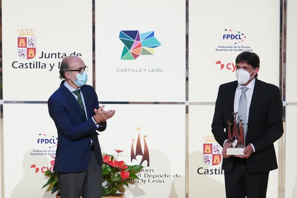 Entrega de la VIII y IX Edición de los Premio Pódium del Deporte