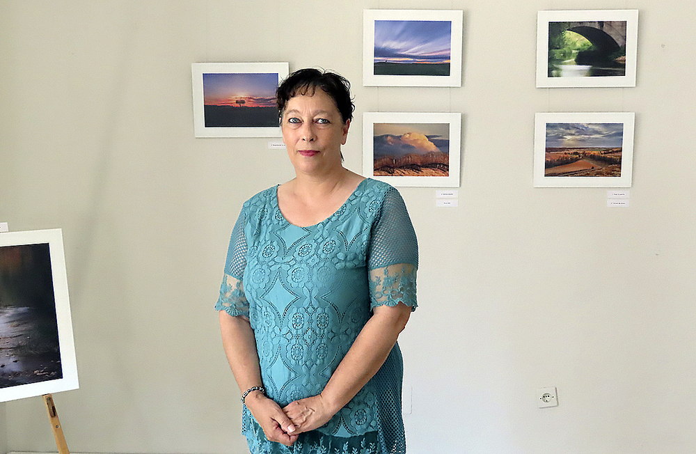'Mi objetivo... tu pueblo' arranca con una galería de fotografías con Zazuar como núcleo central de la misma.