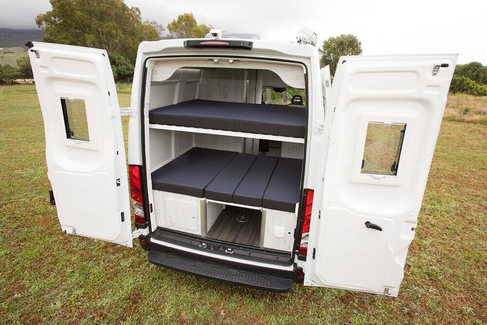 Iveco Daily Camper, lista para la aventura