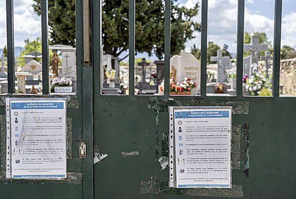 Cementerio de Hontoria.