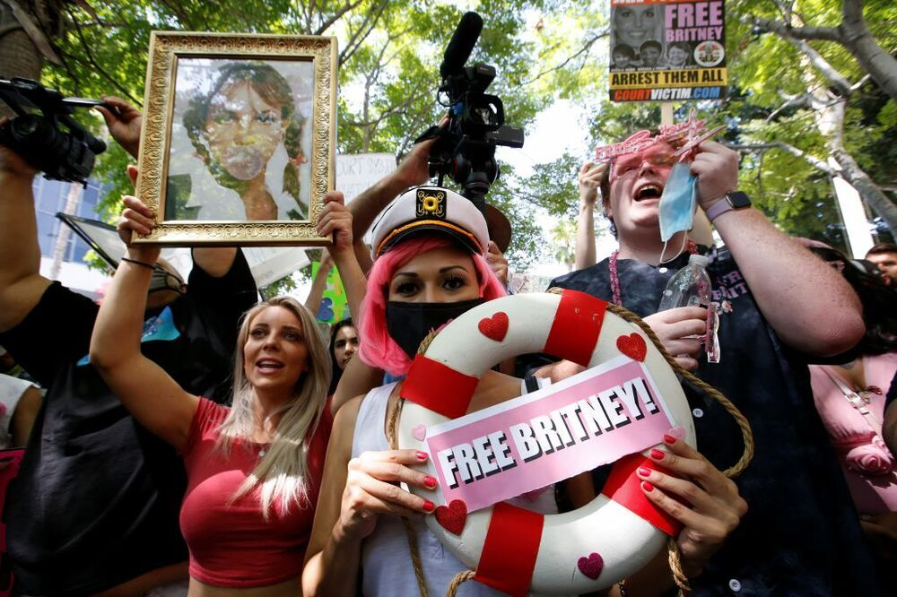 Britney Spears, más cerca de la libertad