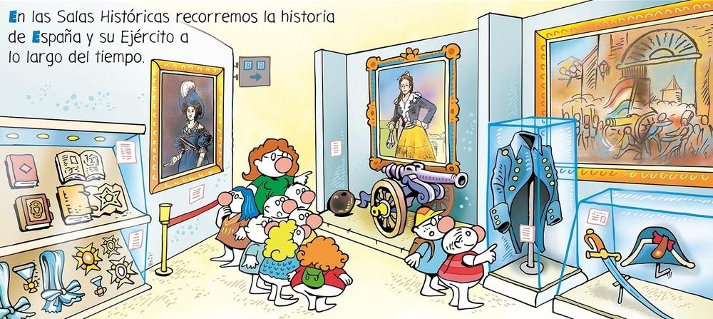 Telmo muestra los secretos de Don Alcázar