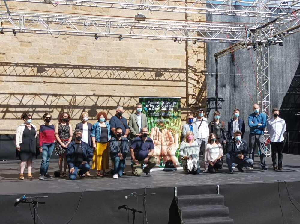 Empieza el XXII Festival de Teatro de Olite