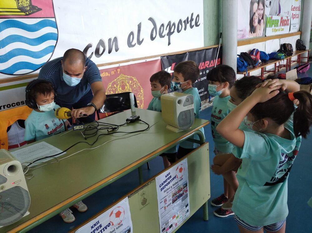 El Campus de Bargas recibe a Patricia Chamorro