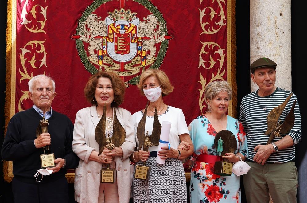 La asociación Amigos del Teatro entrega los Premios 'Amigos del Teatro' Ciudad y Provincia de Valladolid