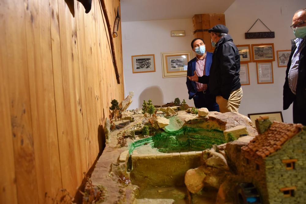 Diputación mejora la vía de Vadillos al Molino de Chincha