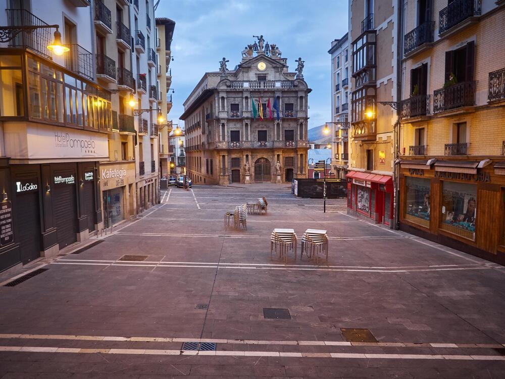 Navarra volverá a pedir el toque de queda más argumentado
