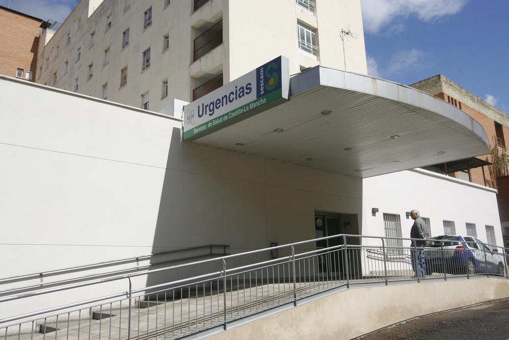 Las vacunaciones se van a administrar en Urgencias del viejo hospital Alarcos