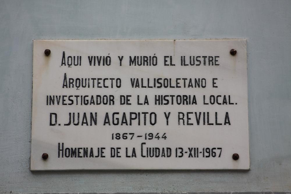 Juan Agapito y Revilla, un gran erudito