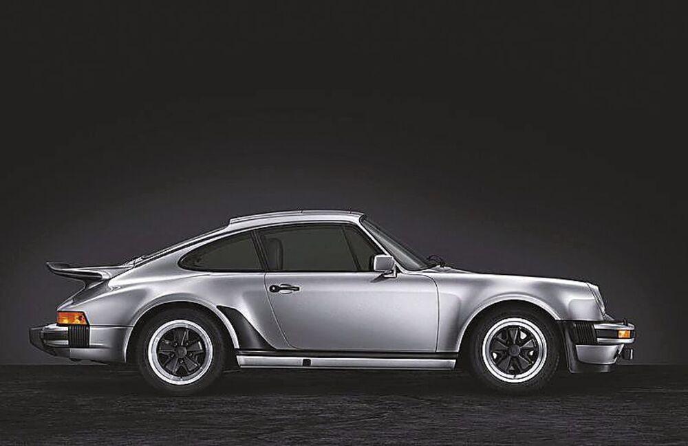 Serie G: Un 911 que simboliza la pureza