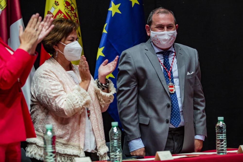 Adolfo Muñiz es ya alcalde de Puertollano