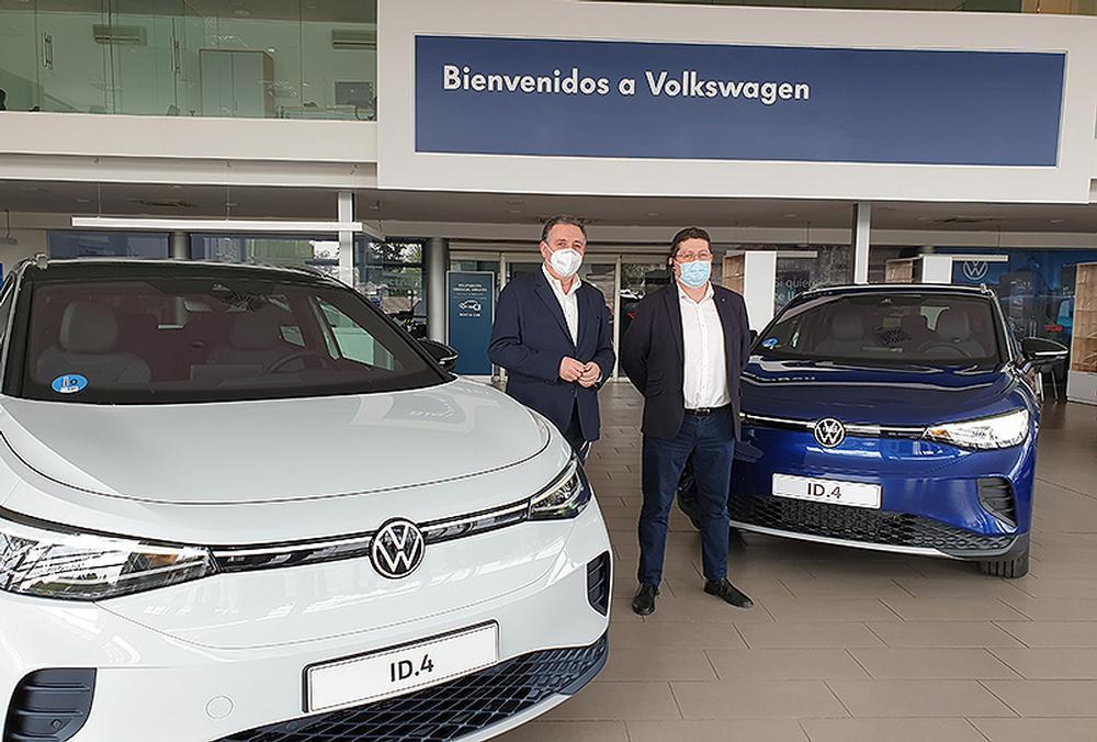 Tresa presenta el nuevo ID.4 de Volkswagen