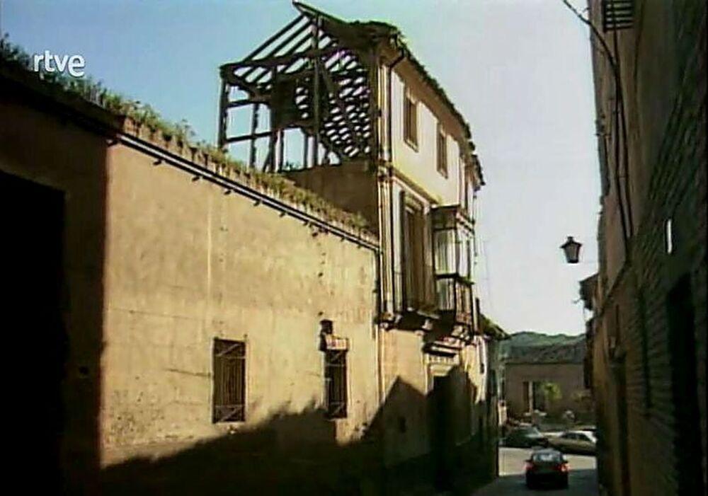 El reportaje denunciaba la precaria situación de muchos edificios del Casco.