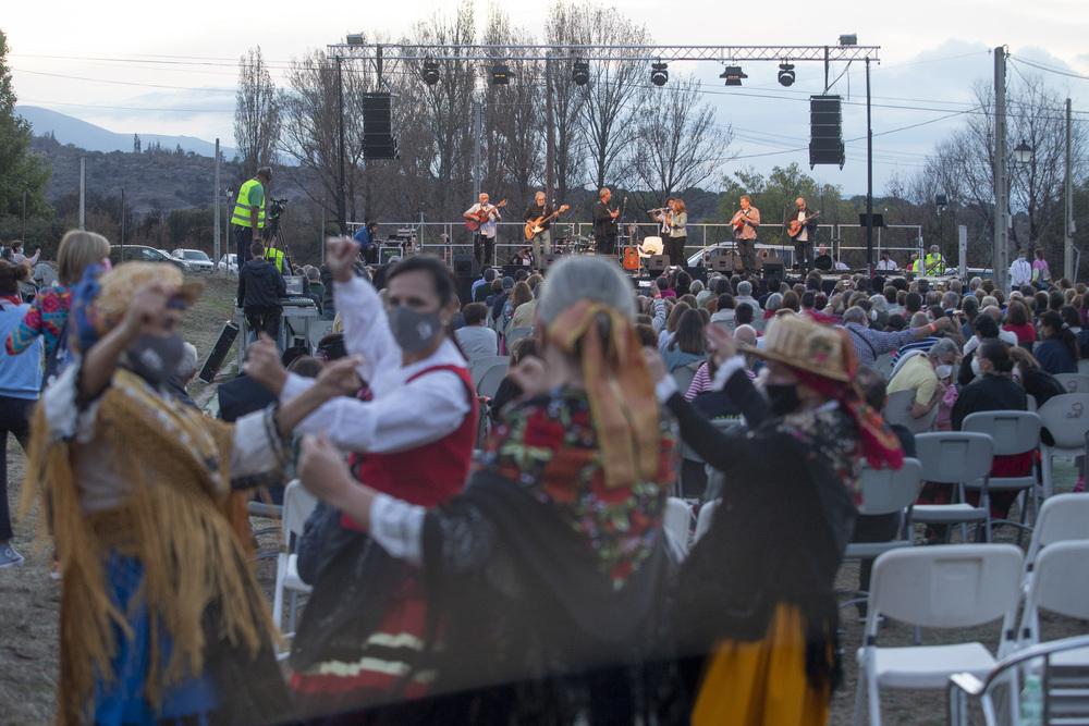 Festival solidario 'Sotalbo Resurge', Nuevo Mester de JuglarÁa.