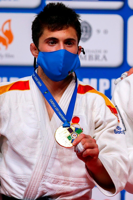 Fran Garrigós, campeón de Europa