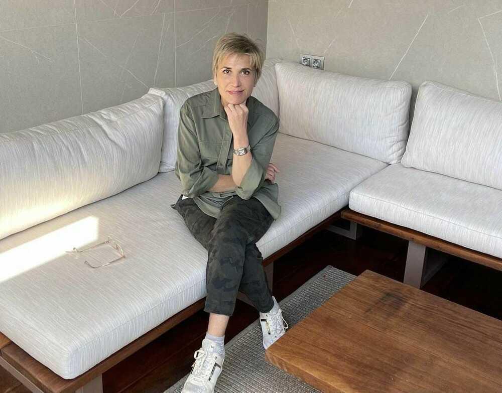 Julia Otero gana la batalla al cáncer