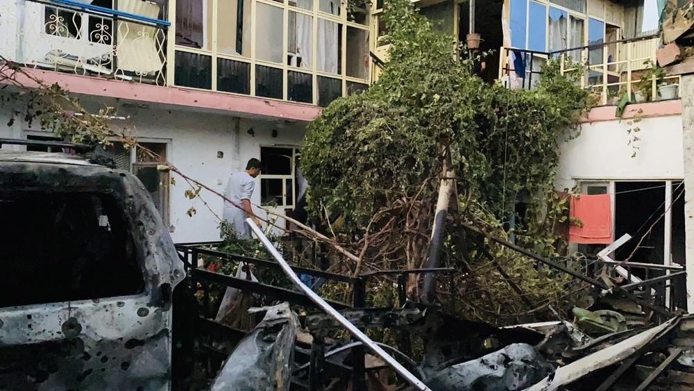 Las explosiones vuelven a resonar en Kabul