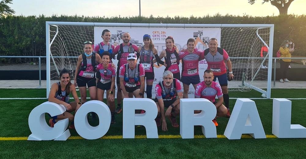 El PHI Grupo Polideportivo ganó por equipos en categoría femenina.