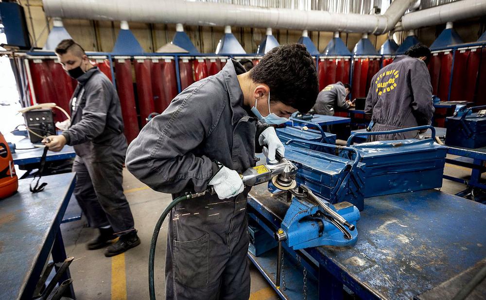 El 70% de los titulados de FP encuentra trabajo en un año