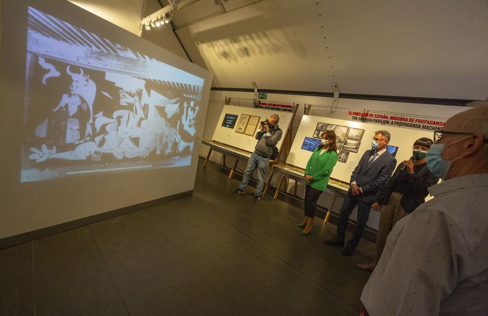 'El viaje del Guernica' hace parada en Ciudad Real