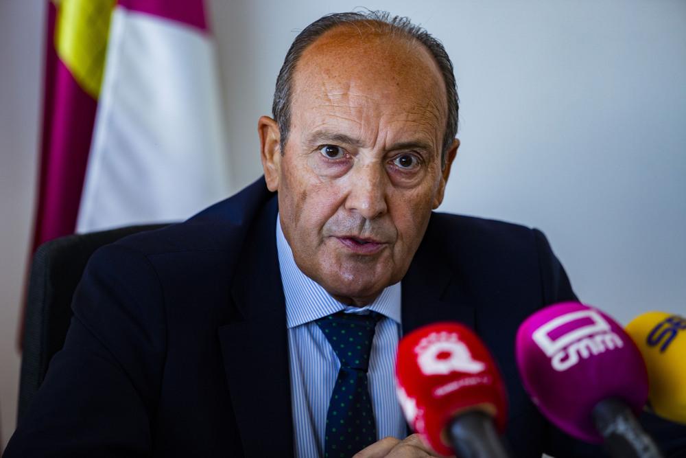 Luis Huete, fiscal jefe de Ciudad Real
