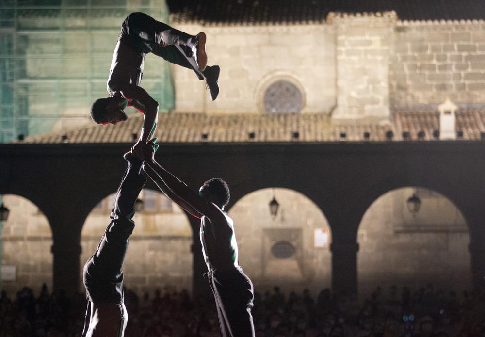 IX edición del Festival Internacional de Circo de Castilla y León.