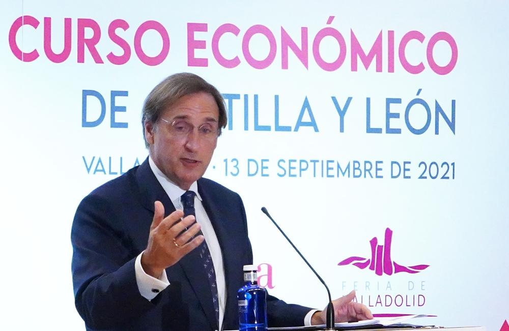 Apertura del curso económico en Castilla y León