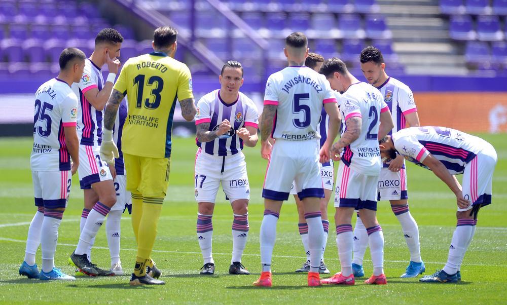 Imágenes del Real Valladolid-Betis.