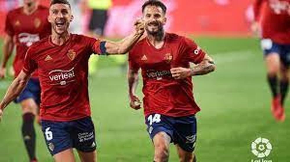 Oier, autor del gol de la victoria en San Mamés de la pasada campaña, no jugará por sanción