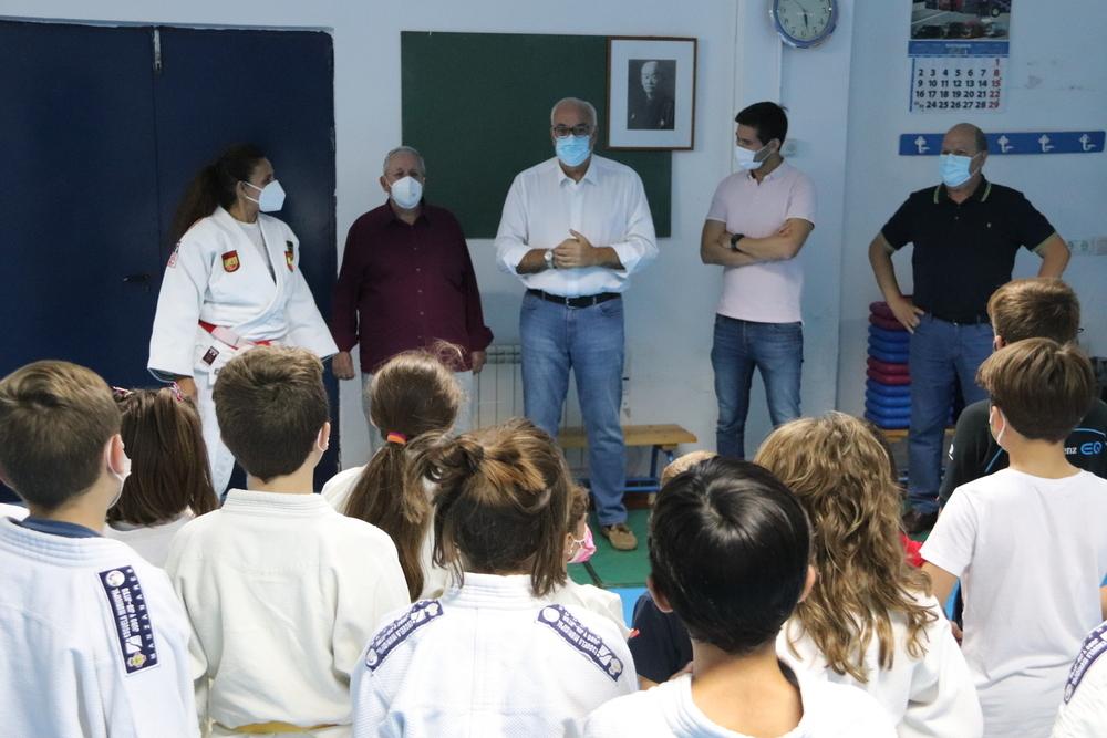 Vuelven las Escuelas Municipales de Judo y Defensa Personal