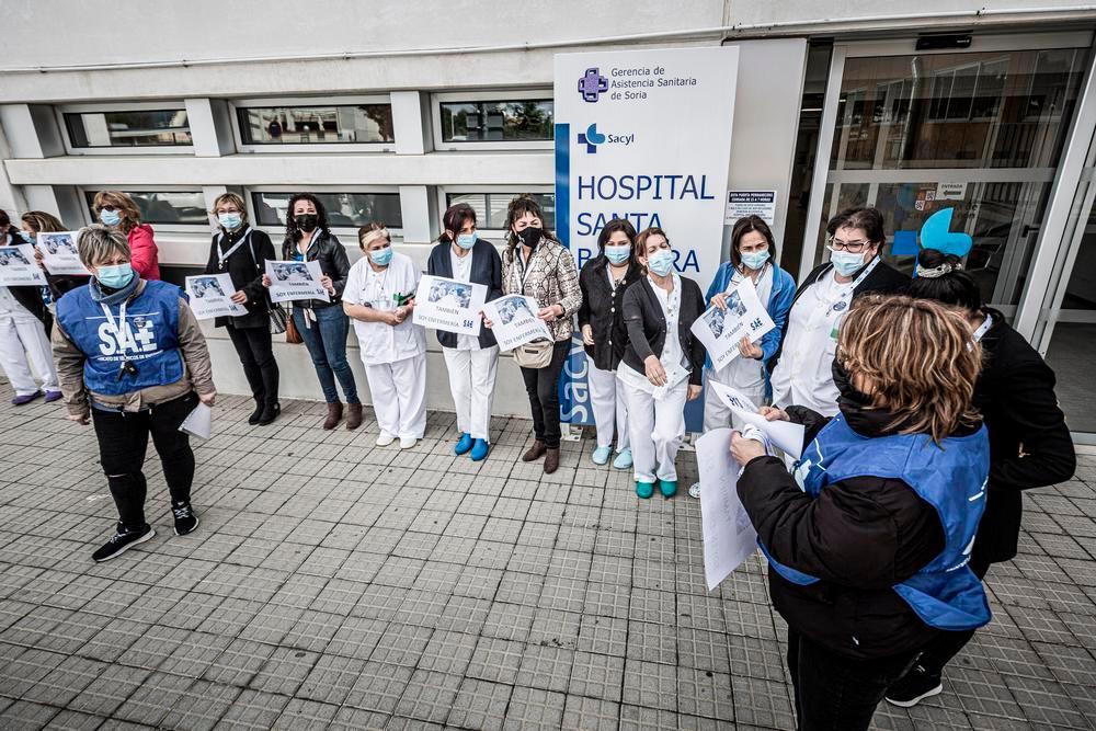 #OPINIÓN Orgullosos y orgullosas de ser enfermeras