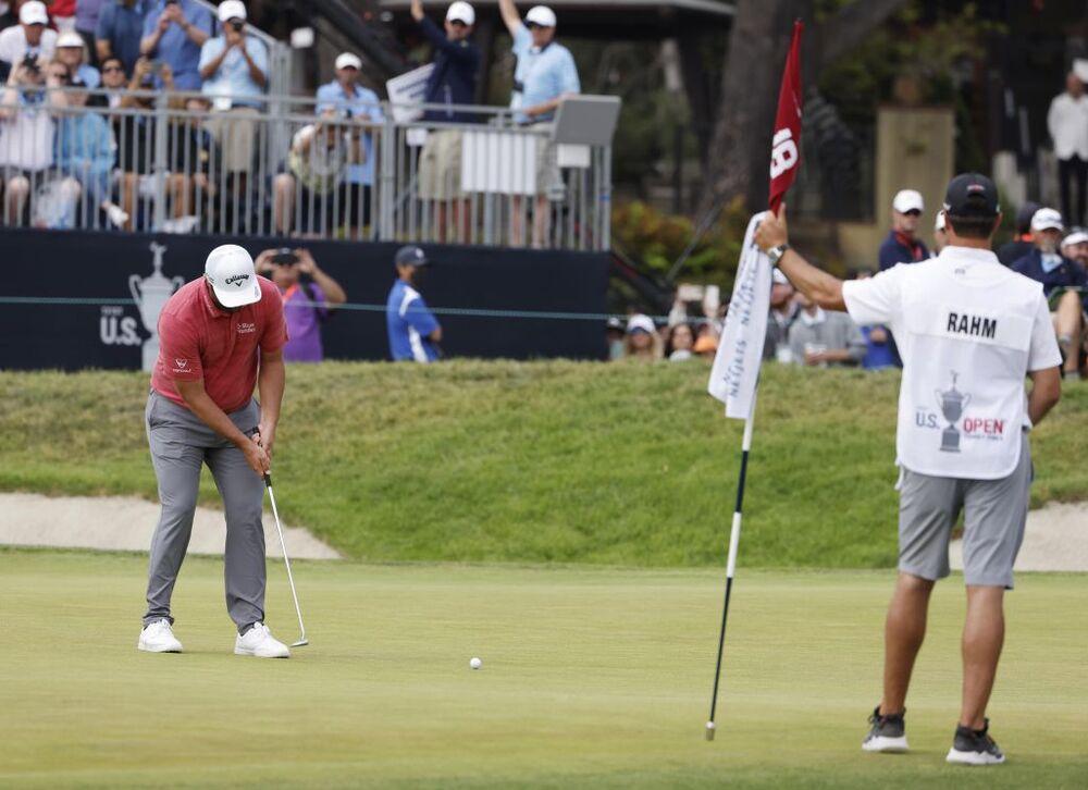 2021 US Open golf tournament
