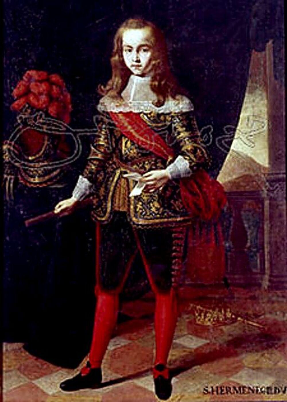 Juan José de Austria fue reconocido por el Rey como su hijo ilegítimo, fruto de una relación extramatrimonial con la actriz.