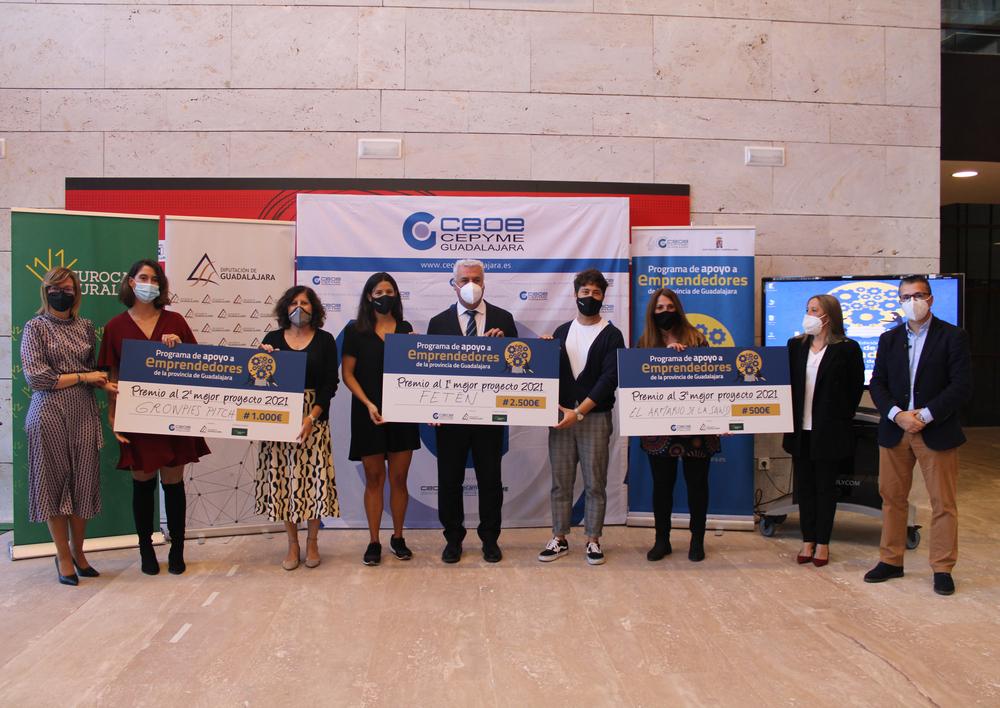 Cuarta edición del programa de apoyo a emprendedores