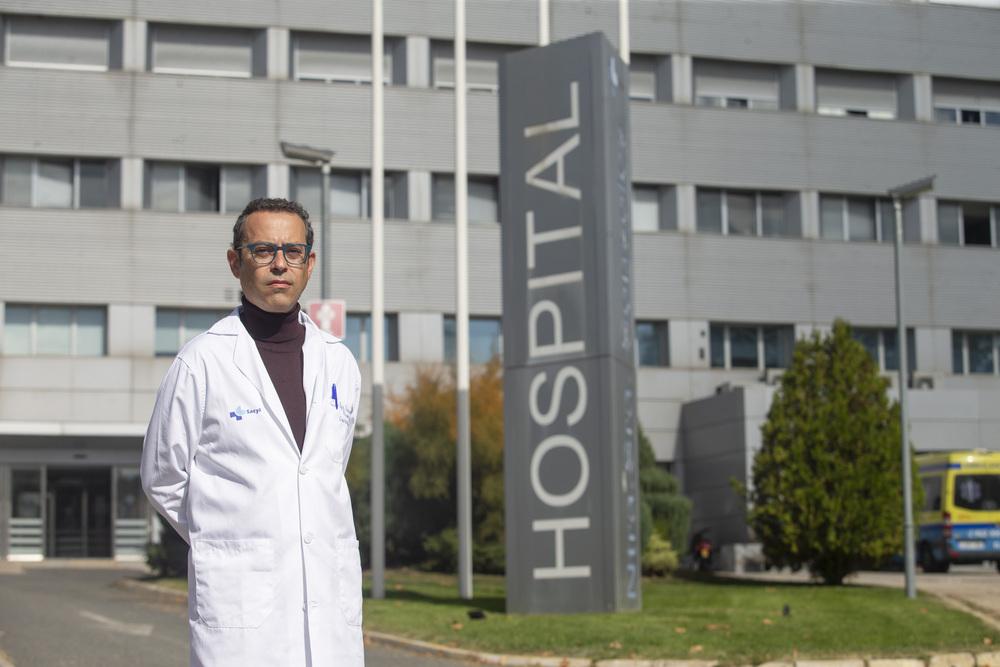 Carlos Navarro, nuevo gerente de Asistencia Sanitaria