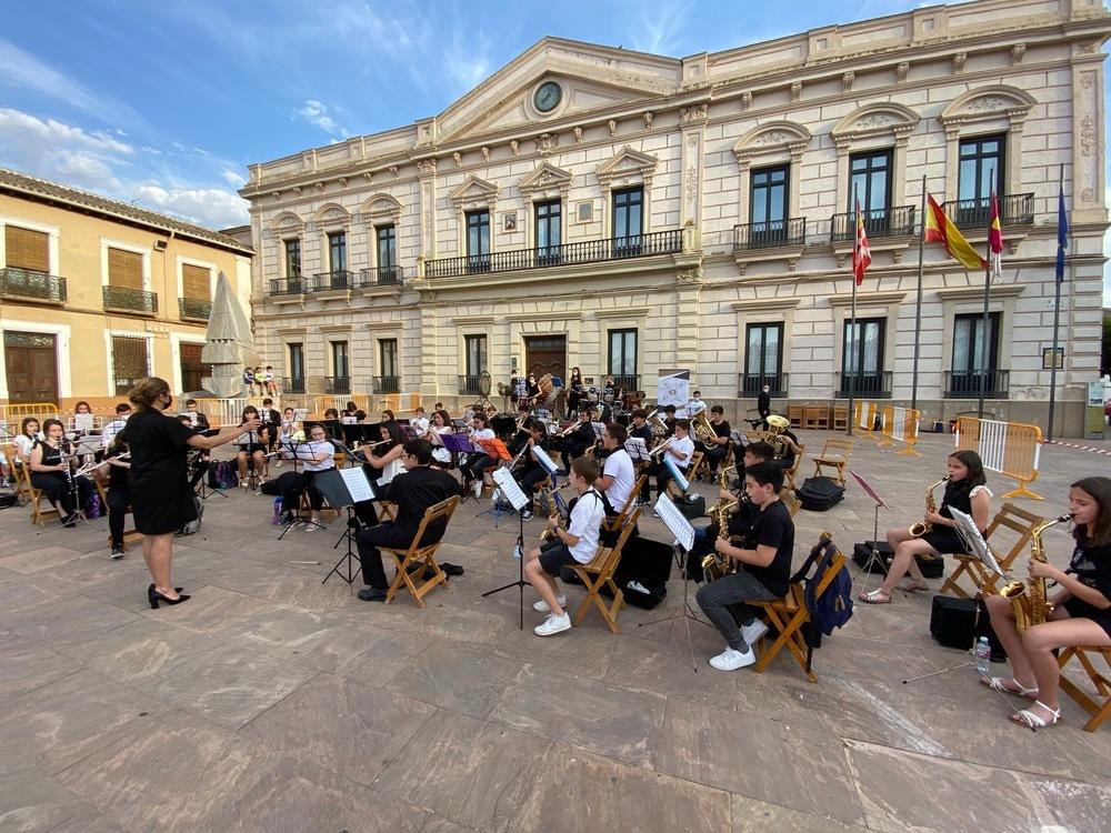 El conservatorio despide el curso con conciertos