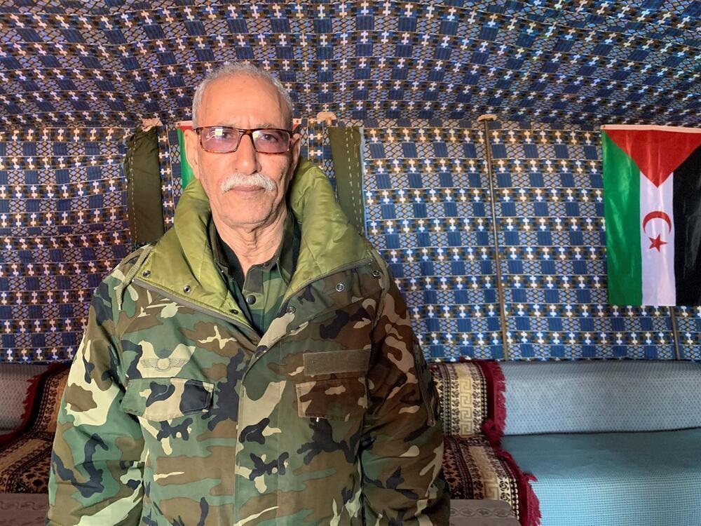 Ghali niega ante el juez las violaciones de derechos humanos