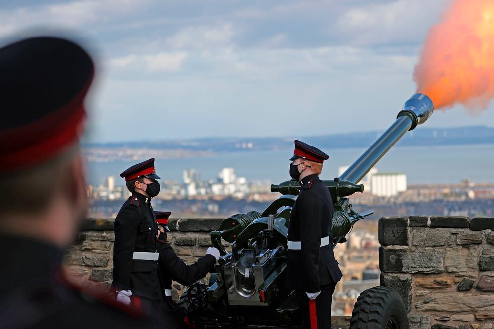 Un funeral íntimo y militar para despedir al duque de Edimburgo