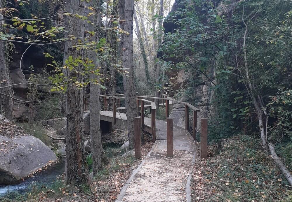 Villar del Humo proyecta ampliar su paseo fluvial