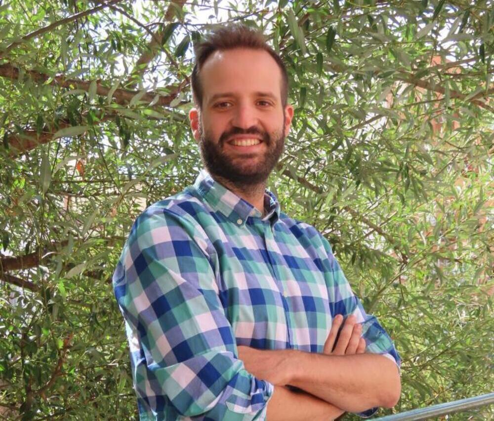 Guillermo Bajo, profesor.