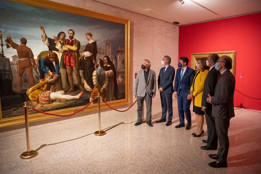 Inauguración de la exposición 'Comuneros. 500 años'