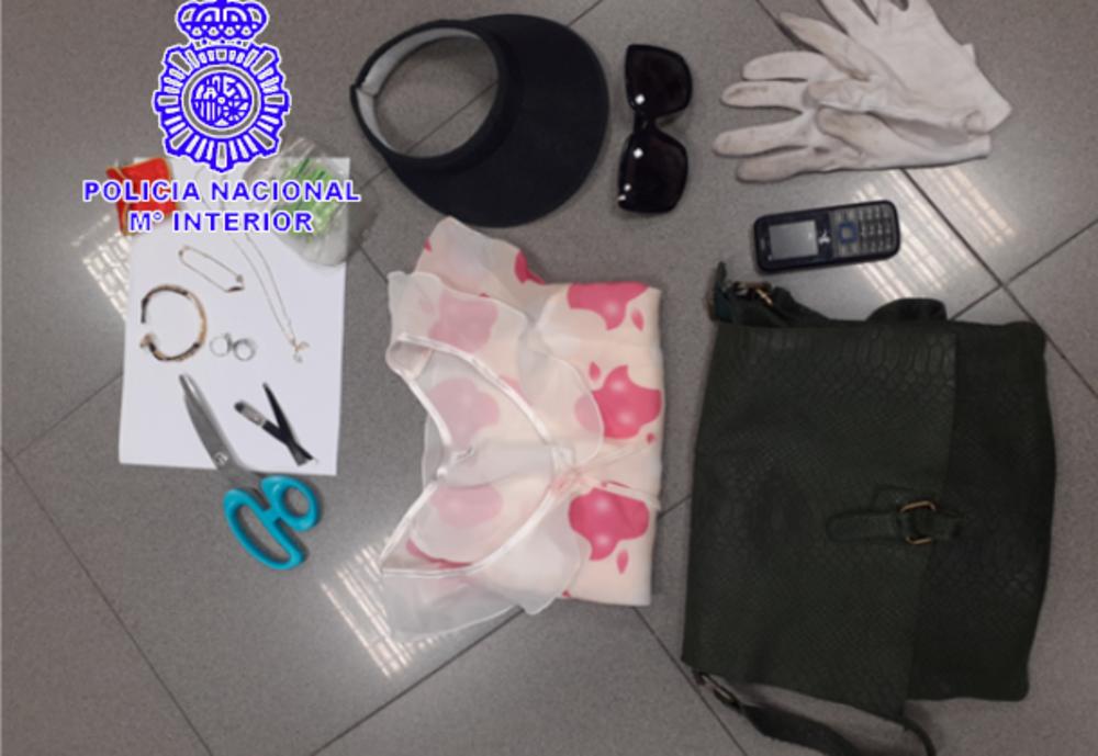 Detenidas dos ladronas de pisos tras actuar en Parquesol