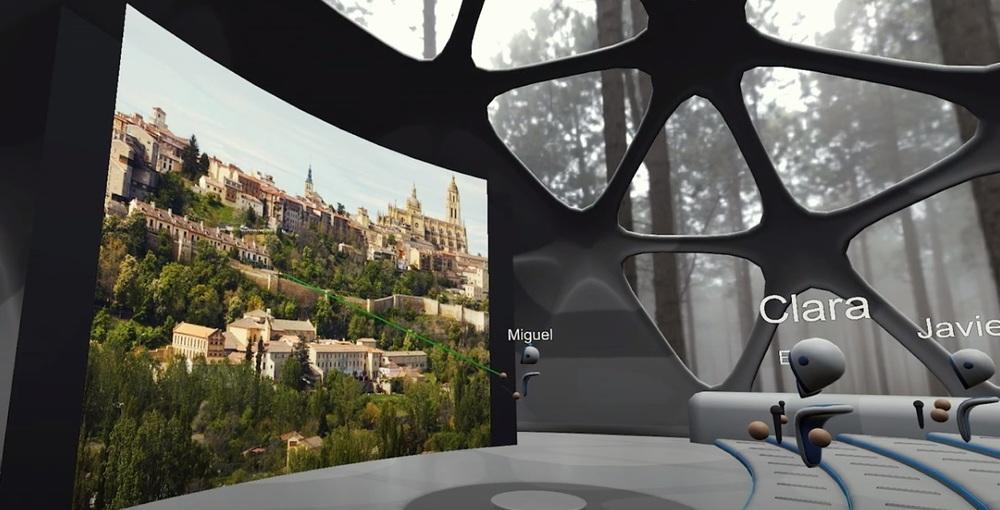 Segovia ensaya el 5G y la realidad virtual en la enseñanza