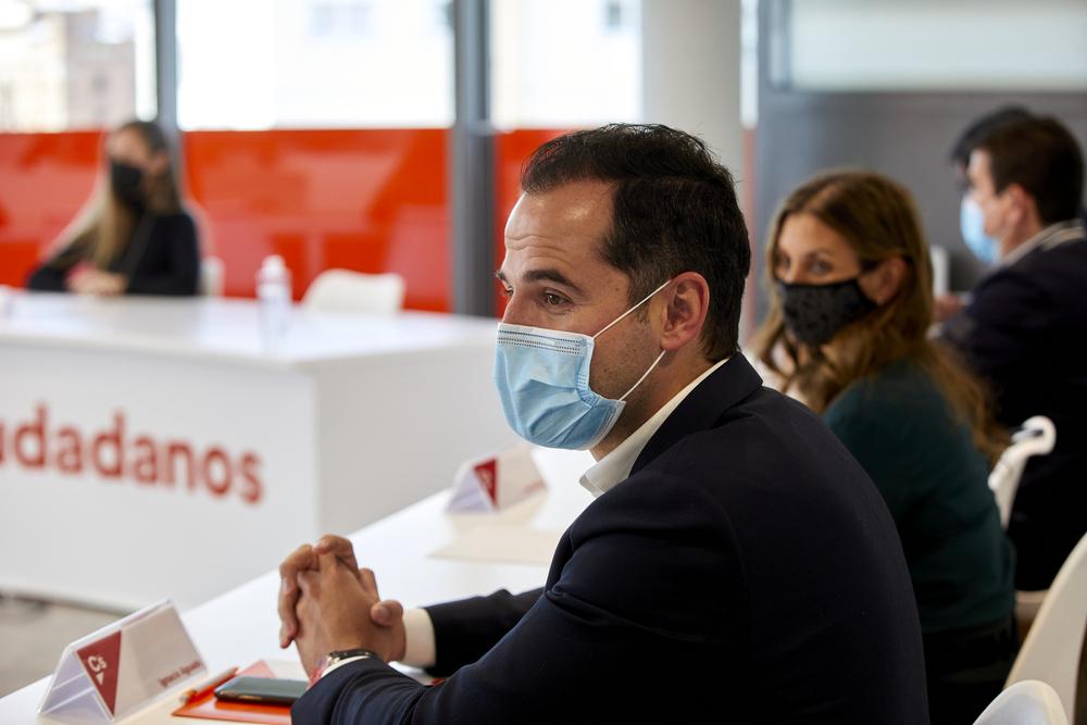 Ignacio Aguado anuncia que abandona la política