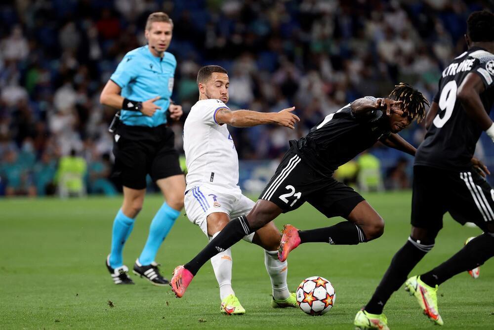 El Sheriff torpedea la vuelta de la Champions al Bernabéu
