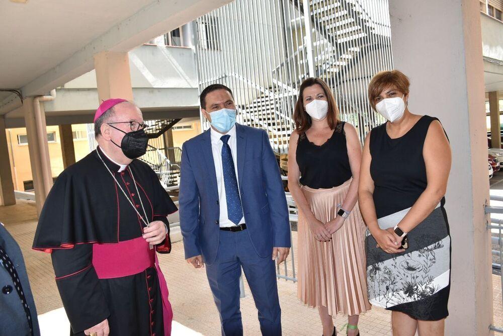 La Diputación celebra el Día del Sagrado Corazón