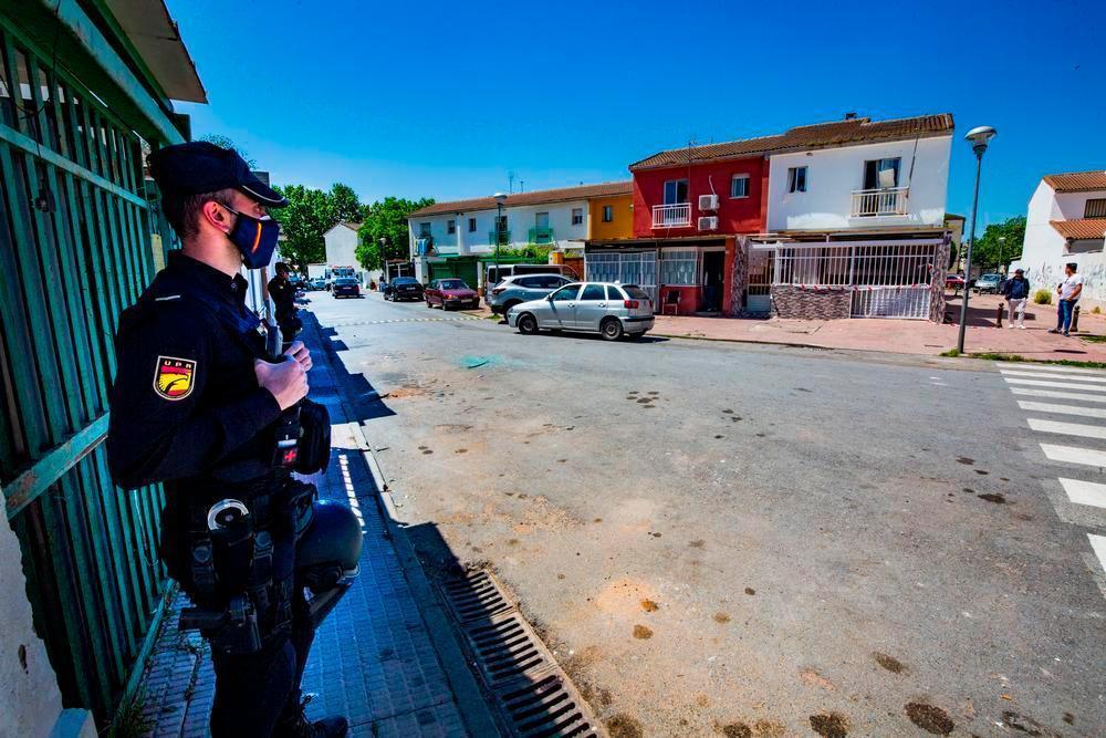 Delegación del Gobierno mantiene refuerzo policial