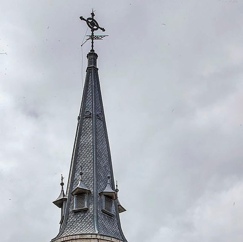 La ermita escondida y modernista de Toledo