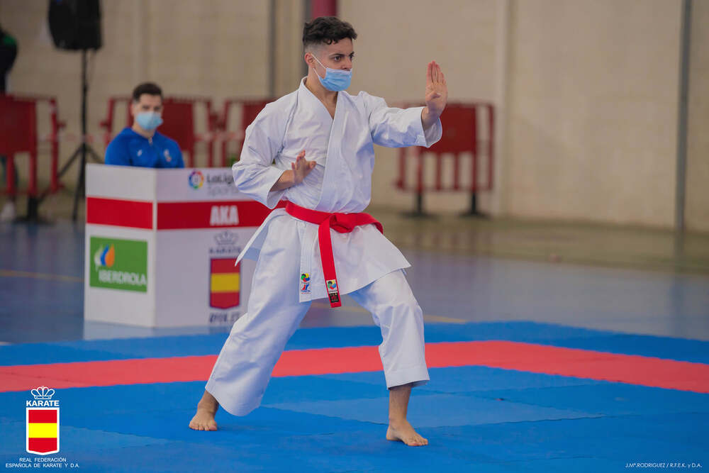 Alejandro Manzana llega al Europeo después de sus bronces en Estambul y Lisboa.