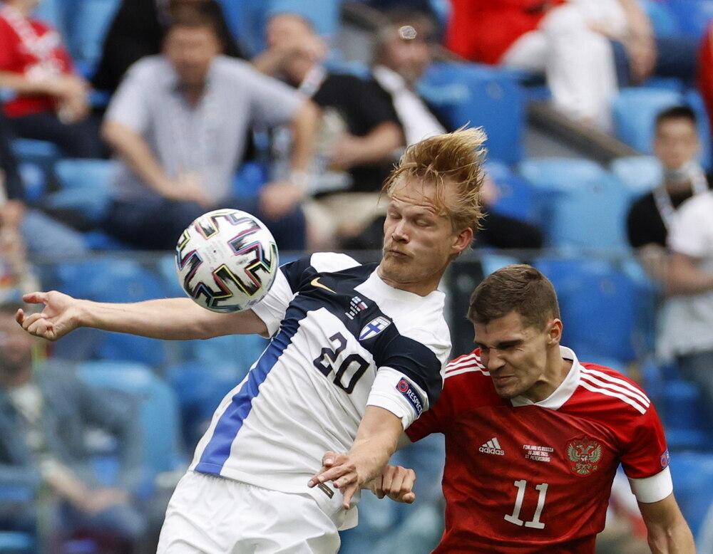Rusia sofoca la rebelión finlandesa